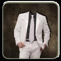 Men Suit Photo Montage