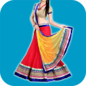 Lehenga and Half Saree Designs