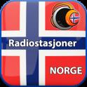 Radiostasjoner NORGE