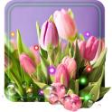 Tulips Spring live wallpaper