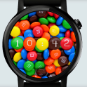 M and Ms Watch Face