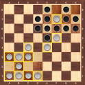 Ugolki - Checkers - Dama