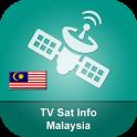 TV 위성 정보 말레이시아