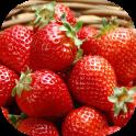 Strawberry Live Wallpaper