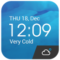Z Style Weather Widget