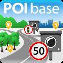 POIbase speed camera warner