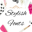 Stylish Font for FlipFont , Cool Fonts Text Free