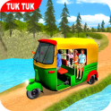 Offroad Tuk Tuk Rickshaw Driving: Tuk Tuk Games 20