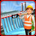 Build a Dam Simulator