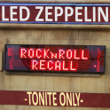 Led Zeppelin R&R Recall