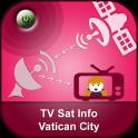 TV SatInfo Ciudad del Vaticano
