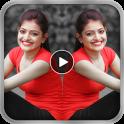Video Mirror Effect Editor