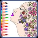 Mandala - adultes Coloring Boo