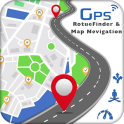 GPS Route, Navigation, Live Maps & Street View