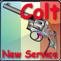 """Revolver Colt """"New Service"""""""
