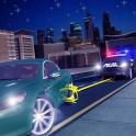 Caretera Policía Persecución Alta velocida Policía