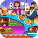 Food Court Cooking Game