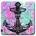 Galaxy Anchor Keyboard Theme