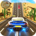 Racing In Car Speed
