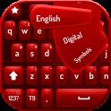 Red velvet keyboard