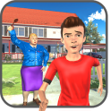 Virtual Neighbor High School Bully Boy Family Game
