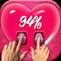 Fingerprint Love Test for Couples