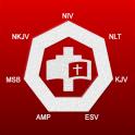 Devotional Bible Multi-Versions(Offline)