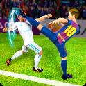Joueurs de Football Lutte 2016