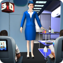 Airport Staff Flight Attendant Airport Games