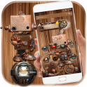 Steam punk Robot theme Mechanical Storm