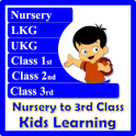 Nursery to 3 class Kids Learning