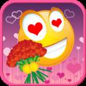 Love Emoji Sticker