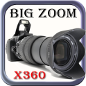 BIG ZOOM CAMERA 4K