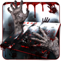 3D Live Walking Dead Zombie Keyboard