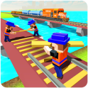 River Train Track Builder & Craft