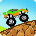 Climb Drive Hill Ride Car Racing Game