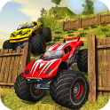 Uphill Monster Truck Driving Simulator 2018