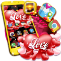Gold Love Valentines Theme