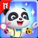 Peluquería del Panda Bebé
