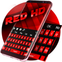 Red HD Keyboard
