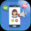 SMS, Caller Name Speaker / Announcer