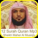 Maher Muaiqly 12 Surah Quran
