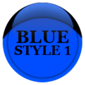 Blue Icon Pack Style 1 ✨Free✨