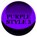 Purple Icon Pack Style 3 ✨Free✨