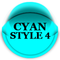 Cyan Icon Pack Style 4 ✨Free✨