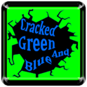 Cracked Green and Blue Icon Pack ✨Free✨