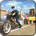 Extreme Traffic Police Bike 3D