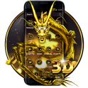 3D Dragon Theme