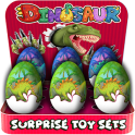 Surprise Egg Toy Sets