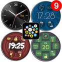 """""""Varied"""" watch face pack 1 for Bubble Clouds"""